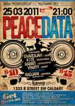 peacedata night poster
