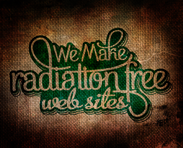 we make radiationfree websites by sounddecor