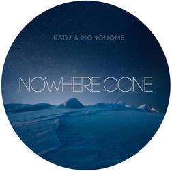 nowhere gone cd cover