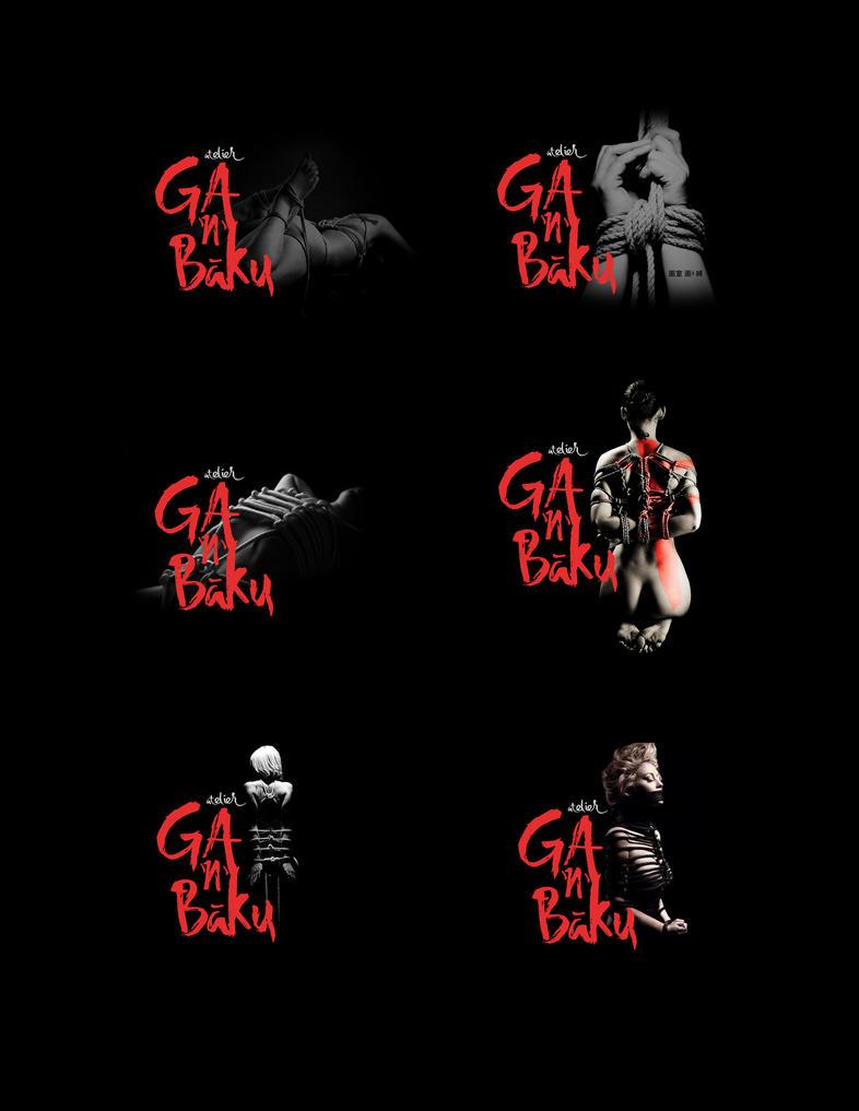 Ganbaku Shibari by sounddecor