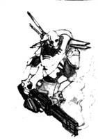 soldier xx by praetormike