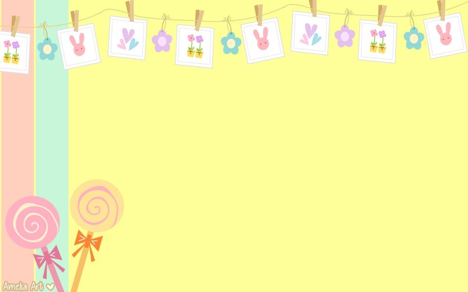 Background Cute by Amelia by ameliastepphanie on DeviantArt