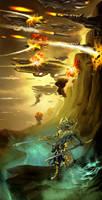 Day 1_massive wars by ACWart