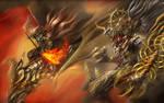 Boss Battle Challenge - Dragon Warrior