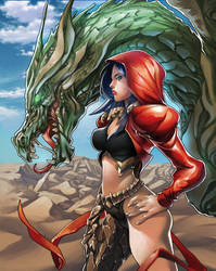 coloring Fathom lineart Paolo P