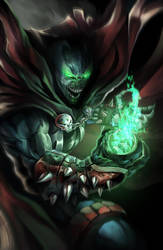 Spawn Variant Cover 2