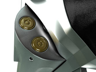 Squall Gunblade details 2 by Odino87