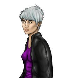 Kimberly Garcia by shayerahol22