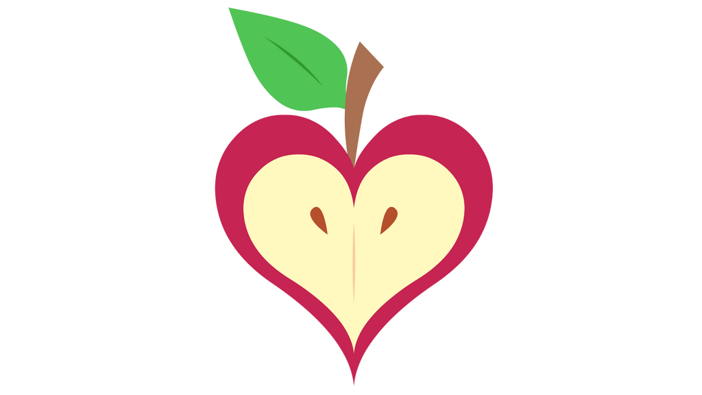 Applebloom Heart