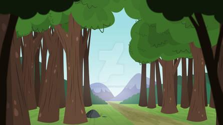 Artemisa Background - Forest 01