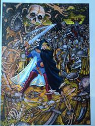 Undead Horde. by DeadeyeDavid