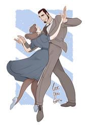 Dance by Blencem