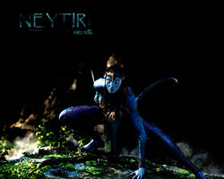 Neytiri by Deranged-Crazy