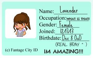 My Fantage City ID by SophiaxEdits