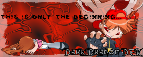 Brick Vs. Blossom Signature by DarkDragonDEK
