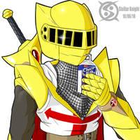 Stellar Deus vult Knight (MEME) by StellarKnight1