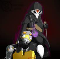 Request: SCP049 Rockman style (creepypasta ) by StellarKnight1
