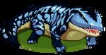 Pixel Art: Labyrinthodontia