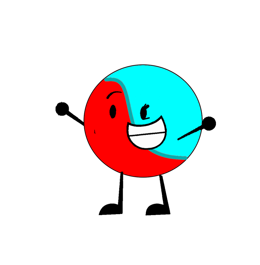 Colourful Yin-Yang by BFDIoperator