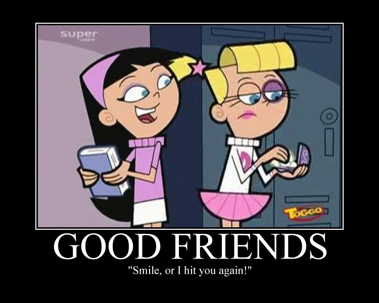 Trixie Tang Good Friends by Comicslaughterer on DeviantArt