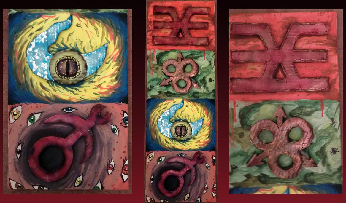Warhammer Gods of Chaos by Comicslaughterer on DeviantArtWarhammer 40k Chaos Gods Fanfiction