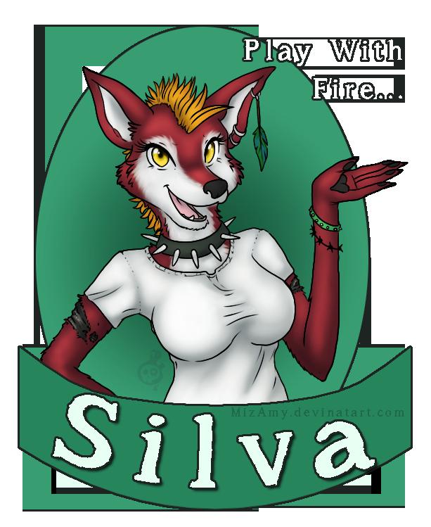 Silva Badge by MizAmy