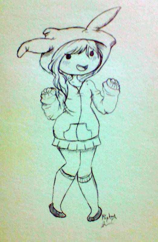fionna Pen by MizAmy