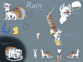 Rain the viperfox Ref by Kandy-Cube