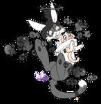 AGH 043 - Celestial w/m +CC-  Charcoal