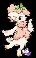 #310 Kyrptox w/m - Cotton by Kandy-Cube