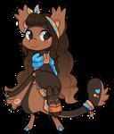 #1653 Fauna BB - Tan Rabbit