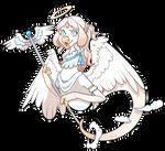 #353 Caster - Angel - pending