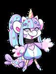 #2974 Nomnom bb - icecream taiyaki!