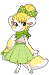 #3064 Nomnom bb - Lemon Poppyseed muffin