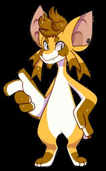 #669 Fornlee - Hamster