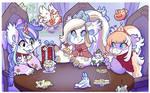 Festive Chronopod Tea Party