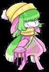 #704 Terradragon - Jellyfish Cupcake - closed