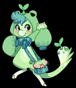 #4155 Fauna bb - Frog