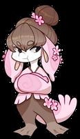 #1119 Kryptox - Sakura Rabbit - closed