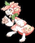 #413 Guardian - Peach Jelly Cake - closed