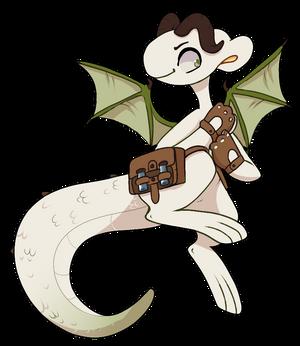 #701 Parasplicer - Dragon Collector
