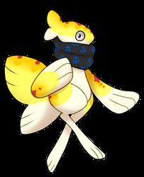 #704 Bavom - Simplistic Fish