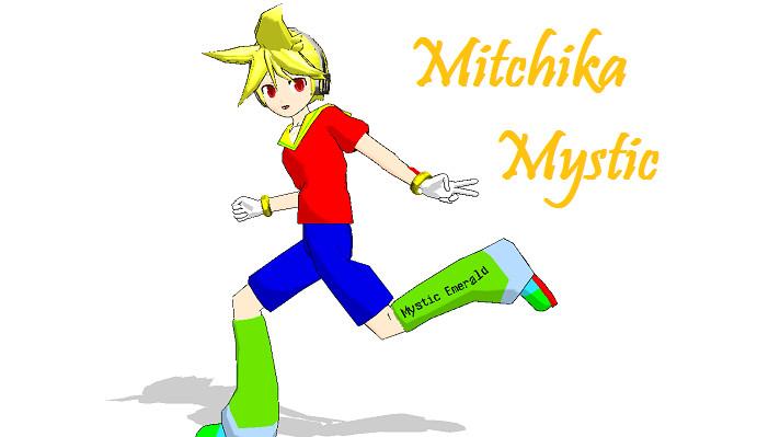 MMD: Mitchika by mitchika2