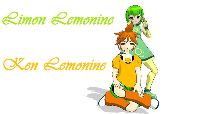 MikuMikuDance: Ken-Limon by mitchika2