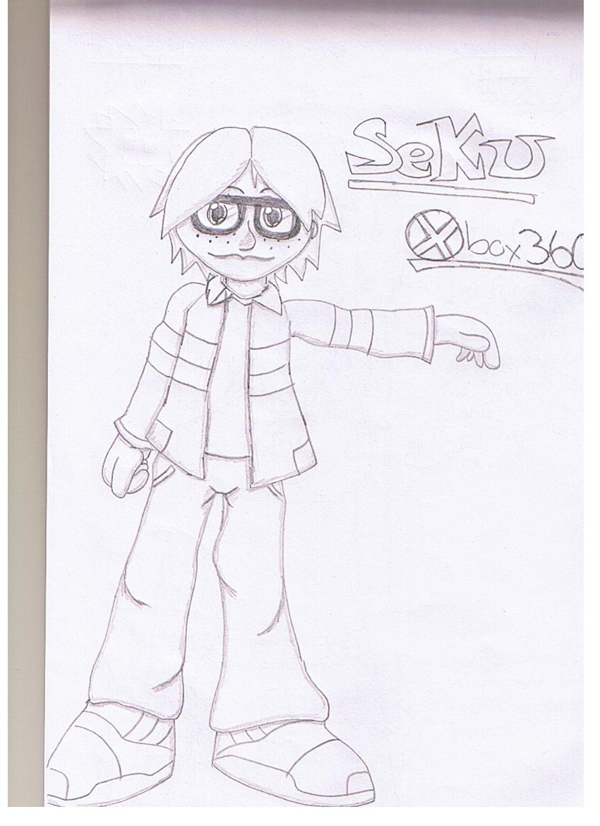 Seku avatar scan by mitchika2