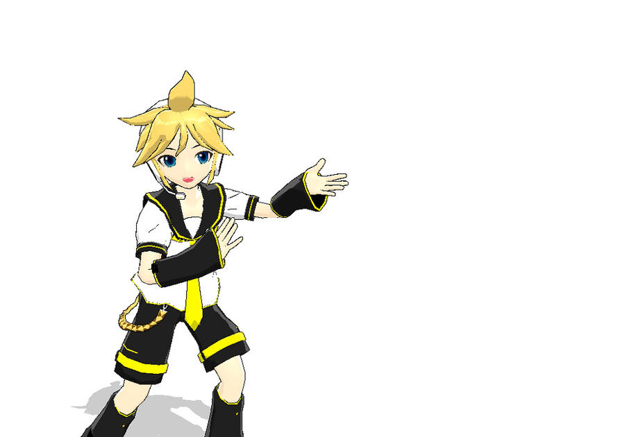 PD2ND - Remocon - Len pose 1 by mitchika2