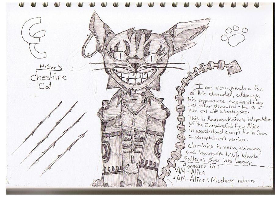 MG - Cheshire Cat by mitchika2
