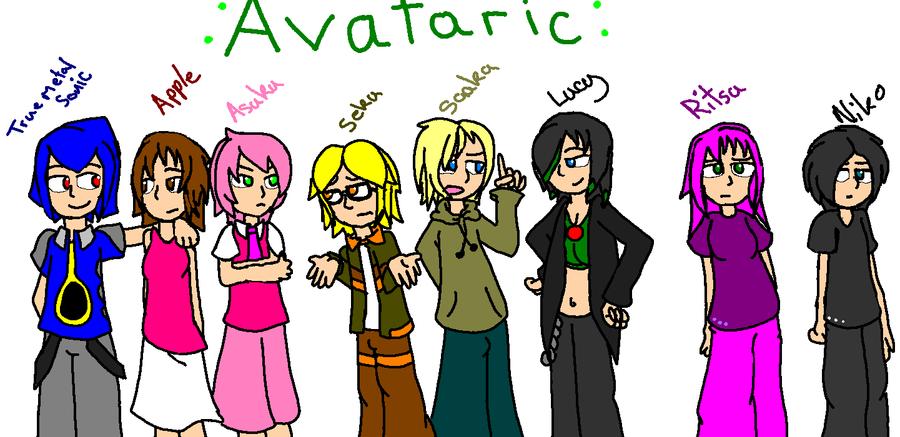 Avataric Group by mitchika2