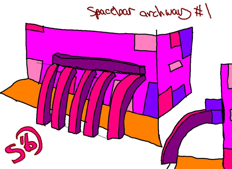 SpaceBar Concept 1 by mitchika2