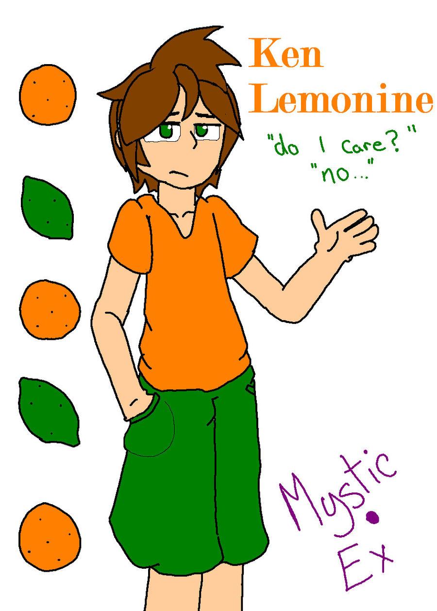 Ken Lemonine 2012 by mitchika2